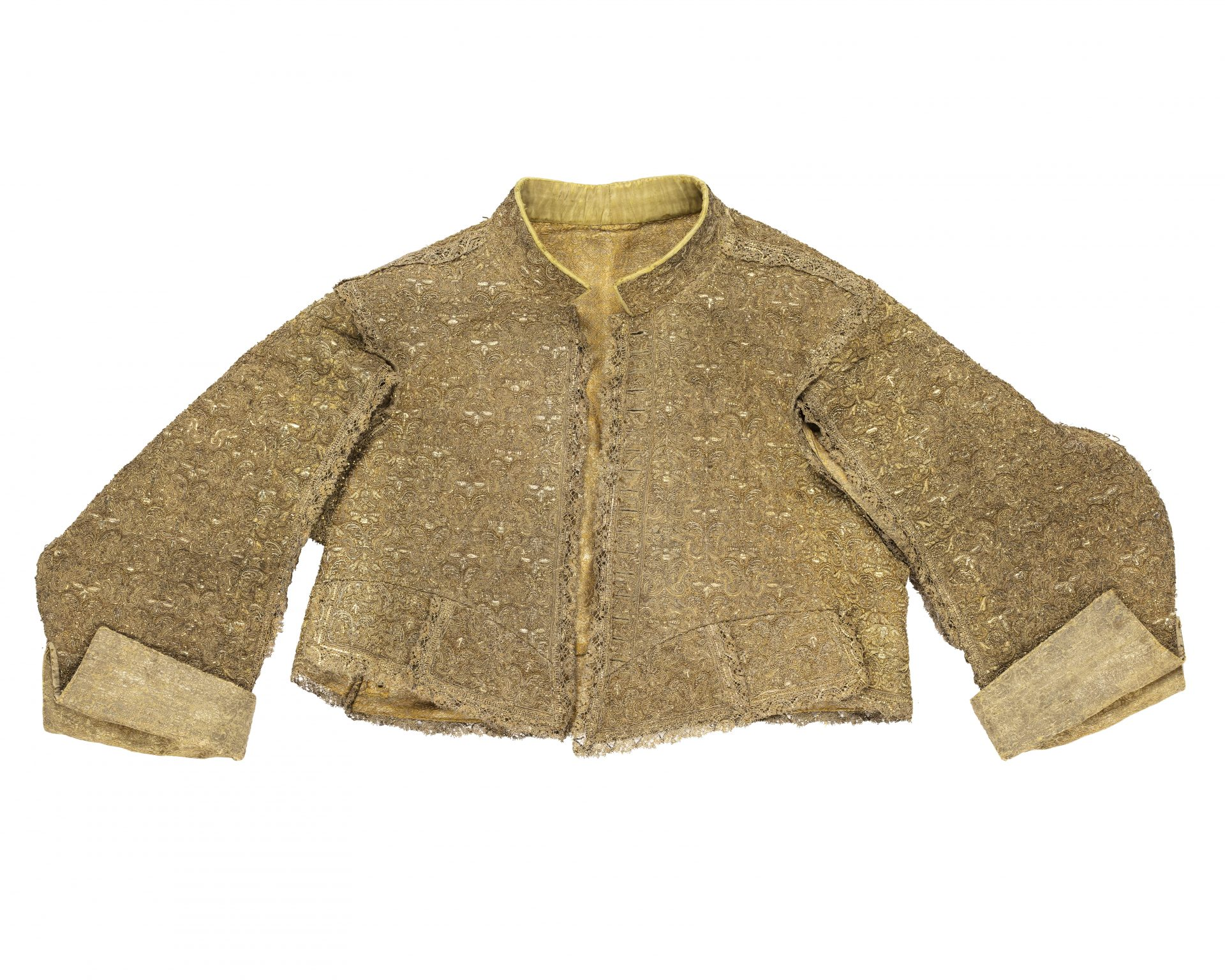 Jacket from the 17th century.