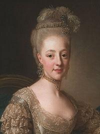 Hedvig Elisabeth Charlotta av Holstein-Gottorp