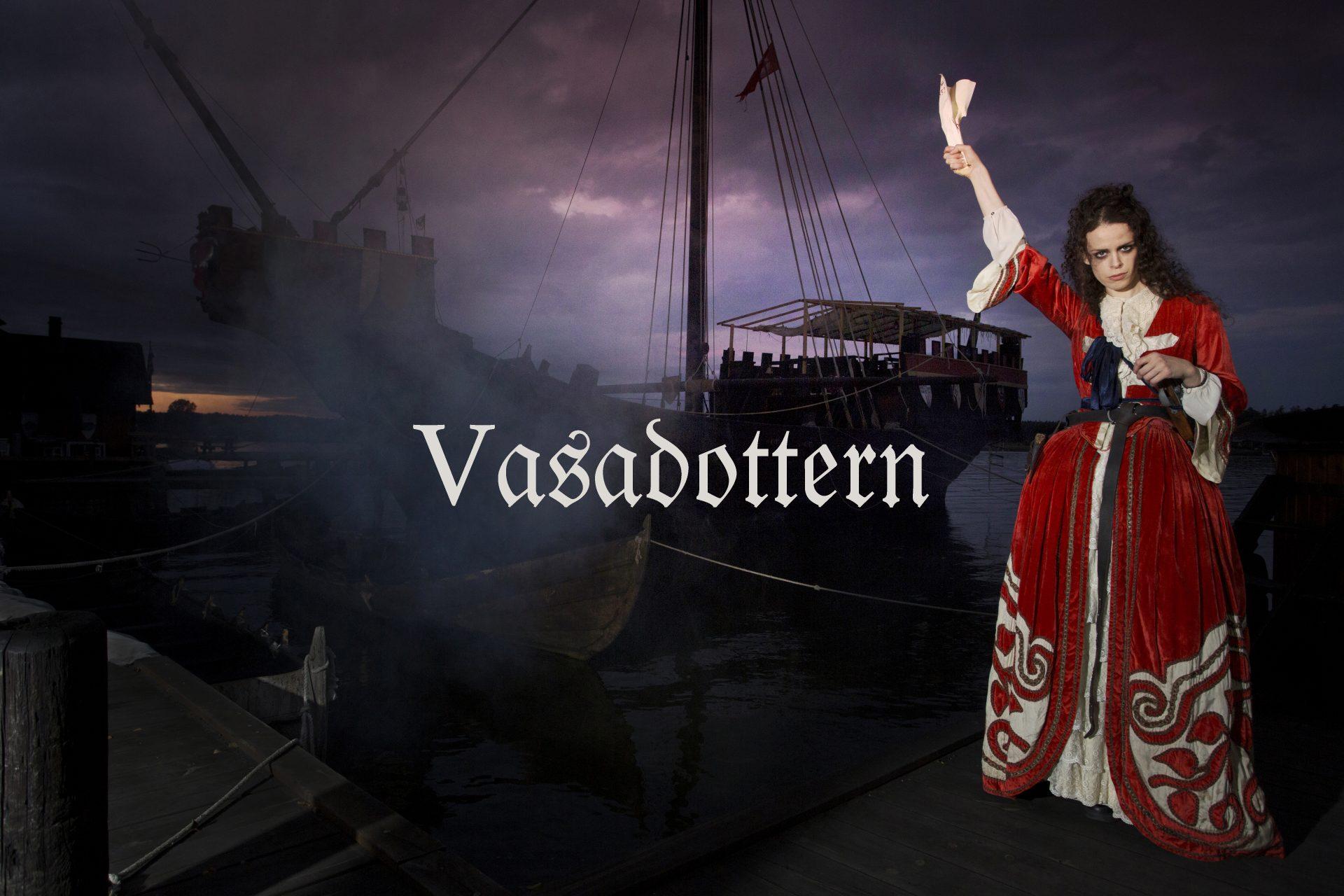 Skådespelare som spelar Cecilia Vasa