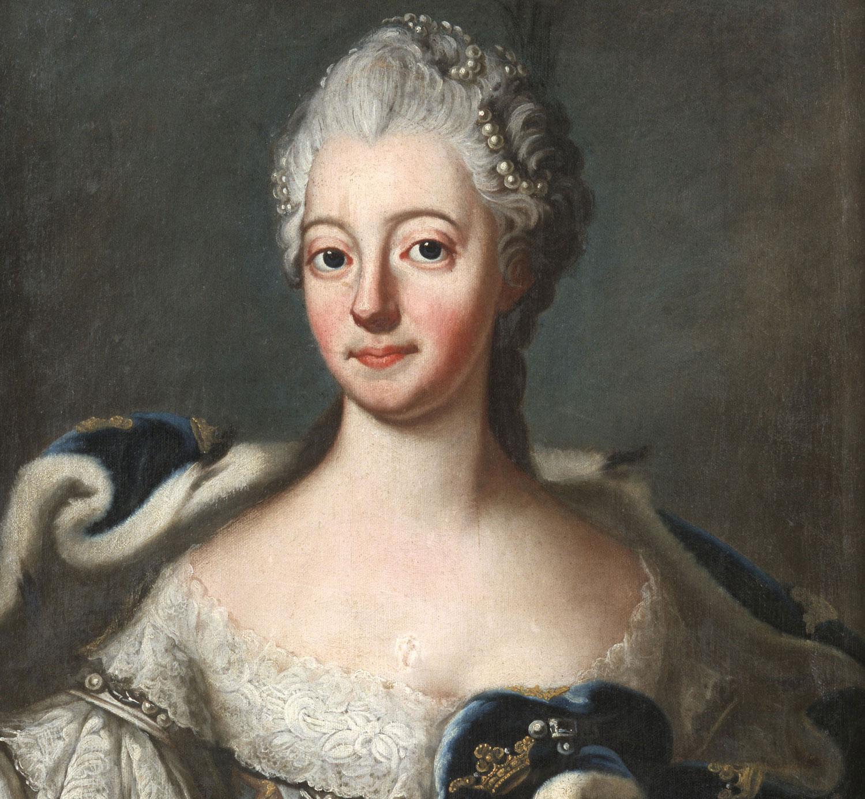 Drottning Lovisa Ulrika